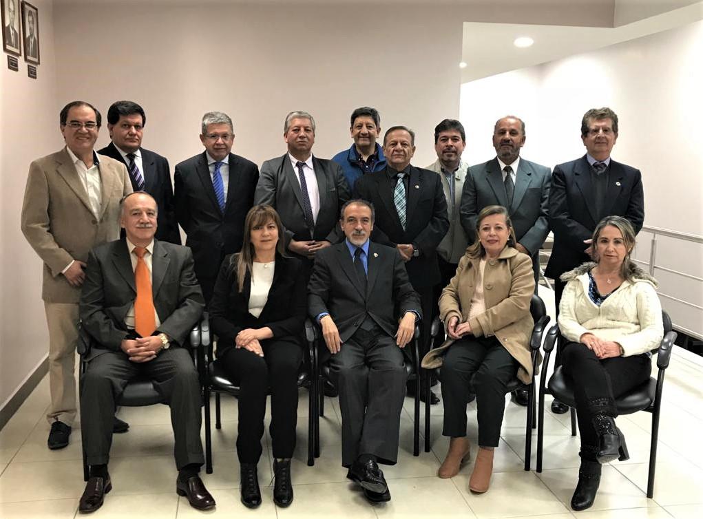 DIRECTORIO DEL COLEGIO DE MÉDICOS DEL AZUAY 2018 – 2020